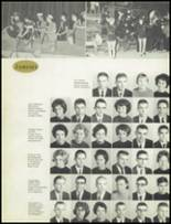 1963 Lee Edwards High School Yearbook Page 50 & 51