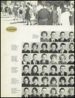 1963 Lee Edwards High School Yearbook Page 52 & 53