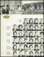 1963 Lee Edwards High School Yearbook Page 58 & 59
