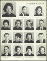 1963 Lee Edwards High School Yearbook Page 94 & 95