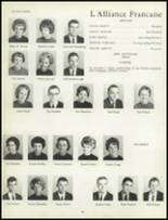 1963 Lee Edwards High School Yearbook Page 98 & 99