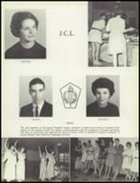 1963 Lee Edwards High School Yearbook Page 100 & 101
