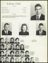1963 Lee Edwards High School Yearbook Page 104 & 105