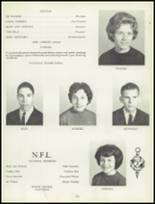 1963 Lee Edwards High School Yearbook Page 106 & 107
