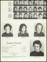 1963 Lee Edwards High School Yearbook Page 108 & 109