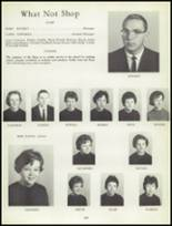 1963 Lee Edwards High School Yearbook Page 112 & 113