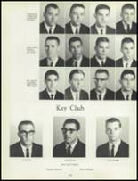 1963 Lee Edwards High School Yearbook Page 116 & 117