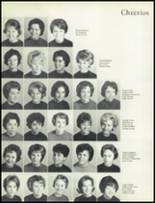 1963 Lee Edwards High School Yearbook Page 122 & 123