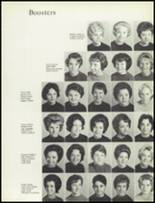 1963 Lee Edwards High School Yearbook Page 124 & 125