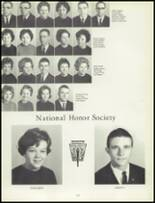 1963 Lee Edwards High School Yearbook Page 126 & 127