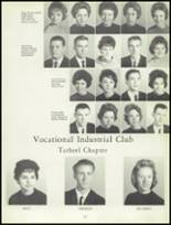 1963 Lee Edwards High School Yearbook Page 130 & 131