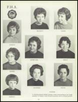 1963 Lee Edwards High School Yearbook Page 136 & 137