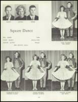 1963 Lee Edwards High School Yearbook Page 144 & 145