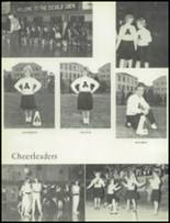 1963 Lee Edwards High School Yearbook Page 154 & 155