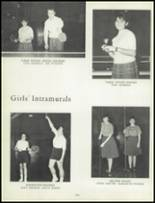1963 Lee Edwards High School Yearbook Page 158 & 159