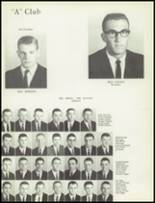 1963 Lee Edwards High School Yearbook Page 162 & 163