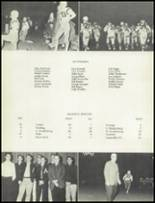 1963 Lee Edwards High School Yearbook Page 166 & 167