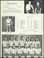 1963 Lee Edwards High School Yearbook Page 170 & 171
