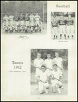 1963 Lee Edwards High School Yearbook Page 174 & 175