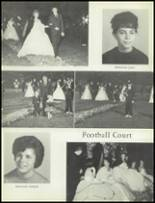 1963 Lee Edwards High School Yearbook Page 182 & 183