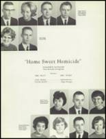 1963 Lee Edwards High School Yearbook Page 188 & 189