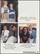 1999 Harmony Grove High School Yearbook Page 34 & 35