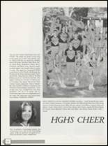 1999 Harmony Grove High School Yearbook Page 80 & 81