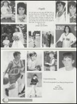 1999 Harmony Grove High School Yearbook Page 126 & 127