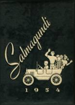 1954 Yearbook Seminole High School (Seminole County)