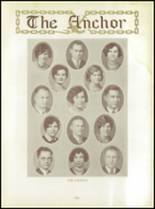 1929 Anchorage High School Yearbook Page 14 & 15