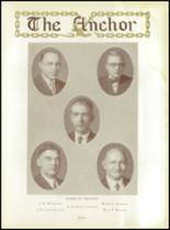 1929 Anchorage High School Yearbook Page 16 & 17