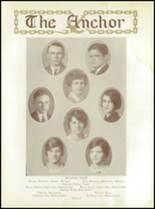 1929 Anchorage High School Yearbook Page 18 & 19
