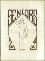 1929 Anchorage High School Yearbook Page 22 & 23