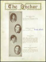 1929 Anchorage High School Yearbook Page 26 & 27