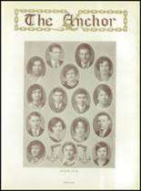 1929 Anchorage High School Yearbook Page 46 & 47