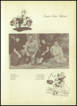 1955 Whitehouse High School Yearbook Page 24 & 25