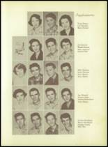 1955 Whitehouse High School Yearbook Page 28 & 29