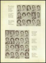 1955 Whitehouse High School Yearbook Page 32 & 33