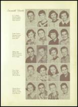 1955 Whitehouse High School Yearbook Page 34 & 35
