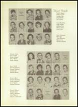 1955 Whitehouse High School Yearbook Page 40 & 41