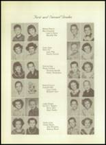 1955 Whitehouse High School Yearbook Page 42 & 43