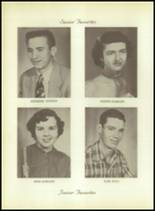 1955 Whitehouse High School Yearbook Page 48 & 49