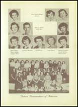 1955 Whitehouse High School Yearbook Page 54 & 55