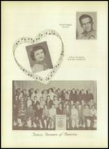 1955 Whitehouse High School Yearbook Page 56 & 57