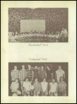 1955 Whitehouse High School Yearbook Page 60 & 61