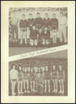 1955 Whitehouse High School Yearbook Page 62 & 63