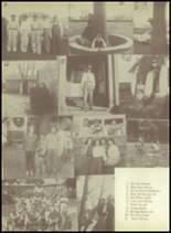1955 Whitehouse High School Yearbook Page 64 & 65