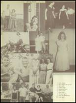 1955 Whitehouse High School Yearbook Page 66 & 67