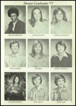 1977 Madisonville High School Yearbook Page 20 & 21