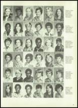1977 Madisonville High School Yearbook Page 52 & 53